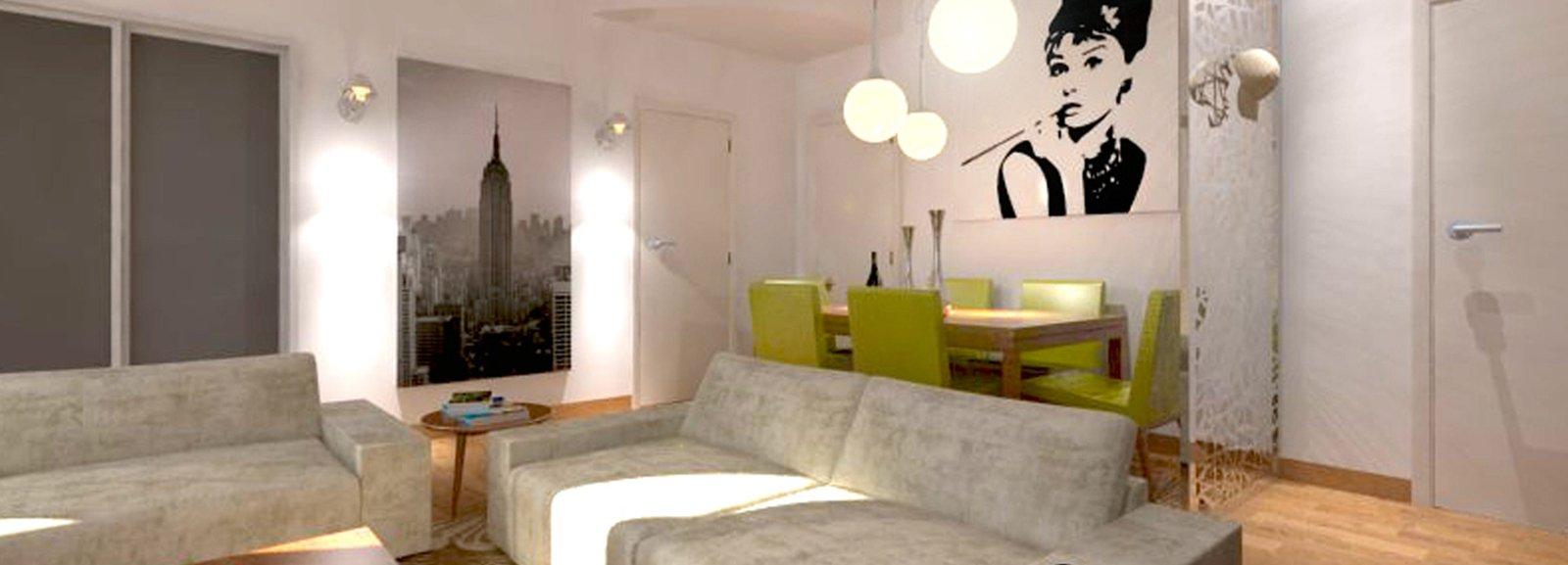 Divano luci e tavolo quale disposizione  Cose di Casa