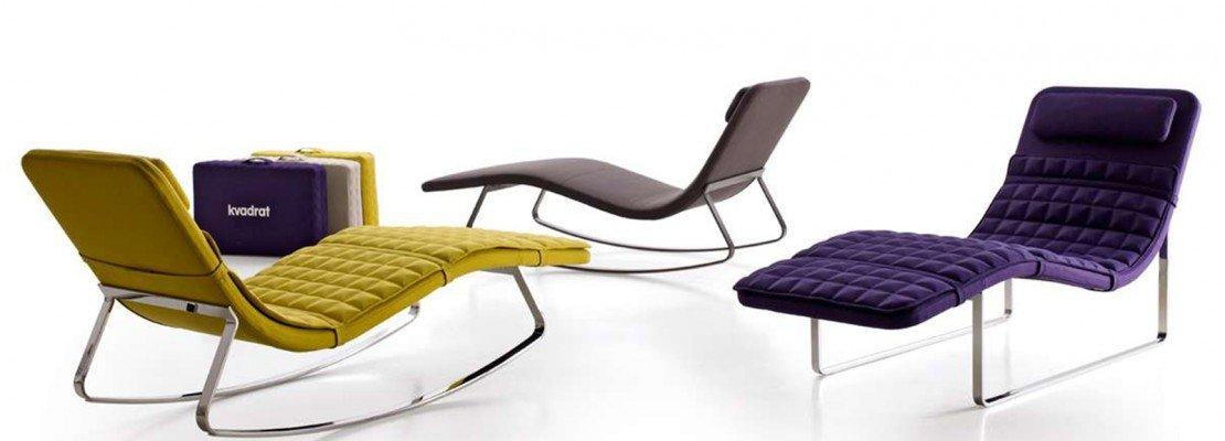 La poltrona a modo tuo relax sulla chaise longue  Cose