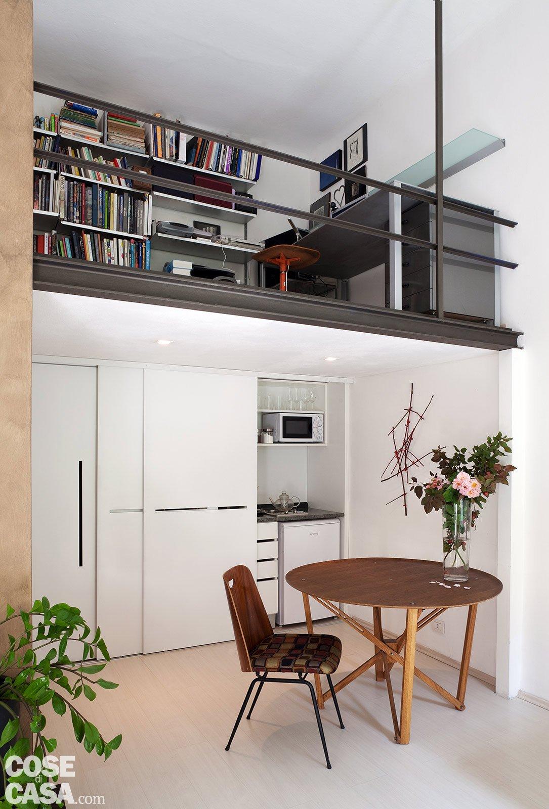Monolocale una casa di 30 mq risolta al centimetro  Cose