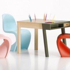 Childrens Panton Chair Old Plastic School Chairs Sedute Il Design A Misura Di Bambino Cose Casa