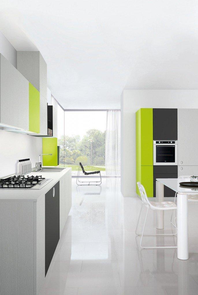 Pensili cucina economici idee di decorazione per interni for Pensili cucina leroy merlin