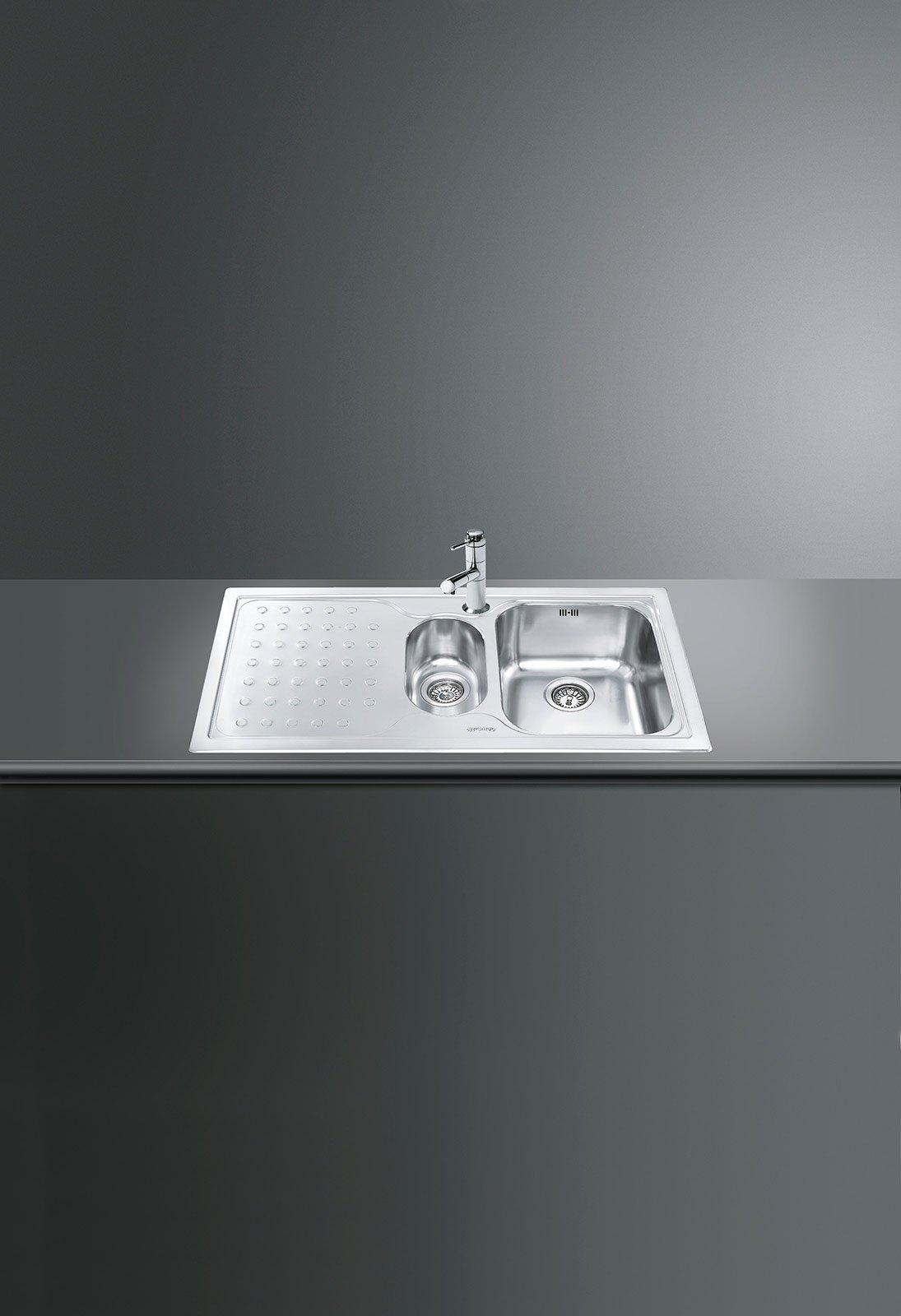 Lavello Cucina Smeg - Idee per la progettazione di ...