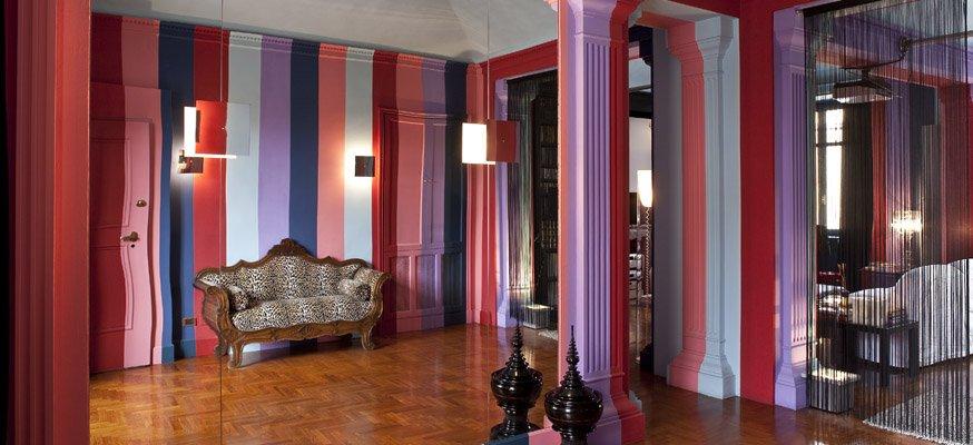 Una casa personalizzata con il colore Guarda il video