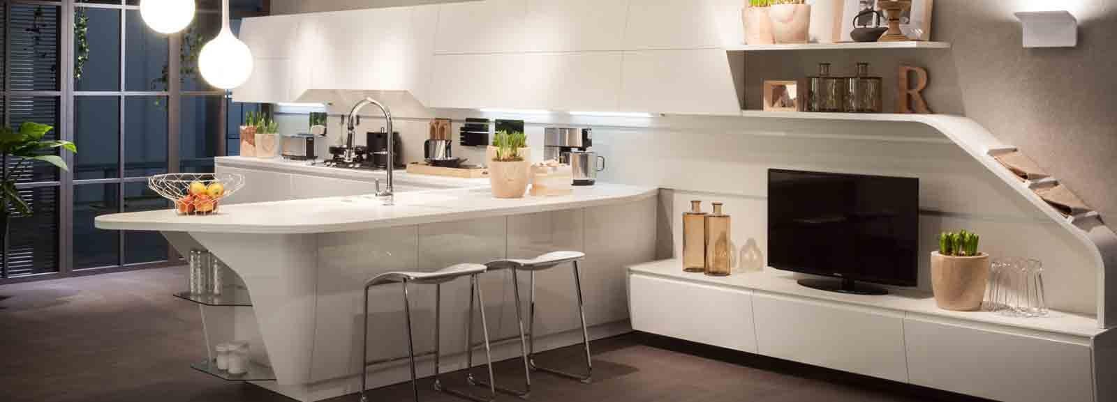 Cucina e soggiorno openspace funzioni divise o spiccata socialit  Cose di Casa