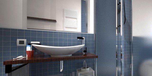 Dove metto la doccia nel bagno lungo e stretto  Cose di Casa