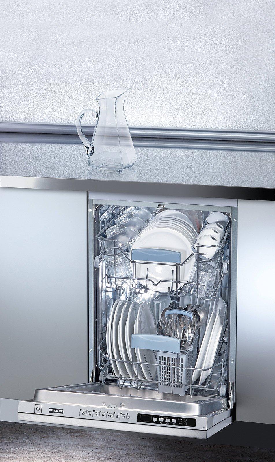 Lavastoviglie piccole per risparmiare spazio e consumi  Cose di Casa