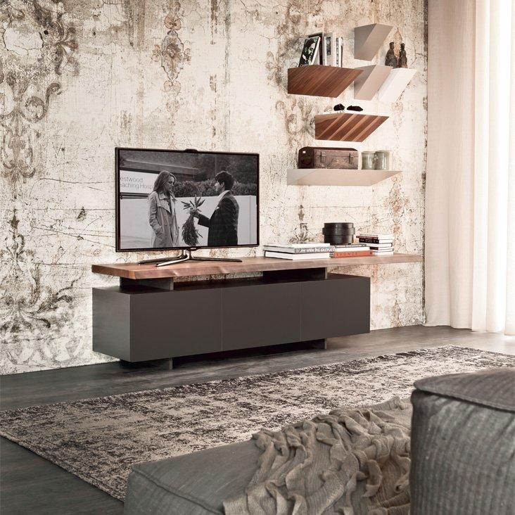 Portatv in diversi materiali stili dimensioni  Cose di Casa