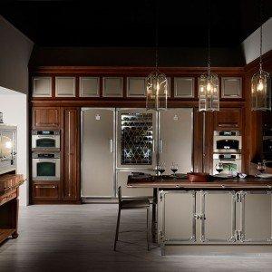 Cucine open space con penisola  Cose di Casa