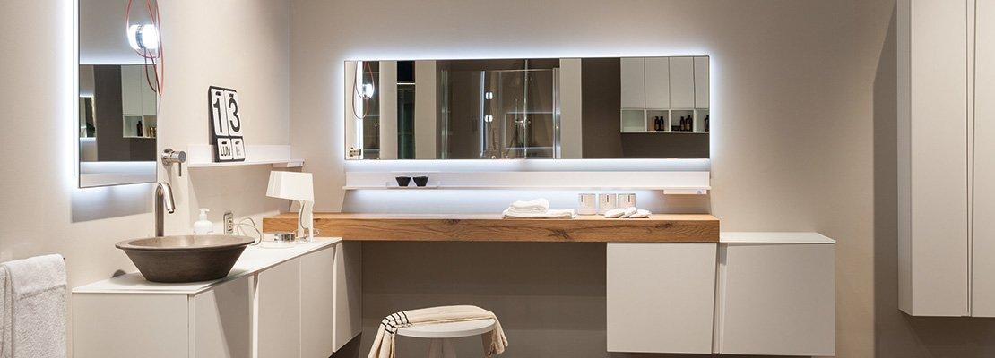 Specchi per il bagno  Cose di Casa