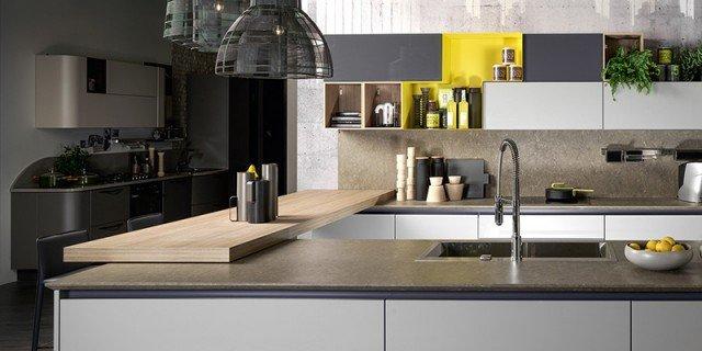 Pulire la cucina prodotti diversi a seconda dei materiali  Cose di Casa