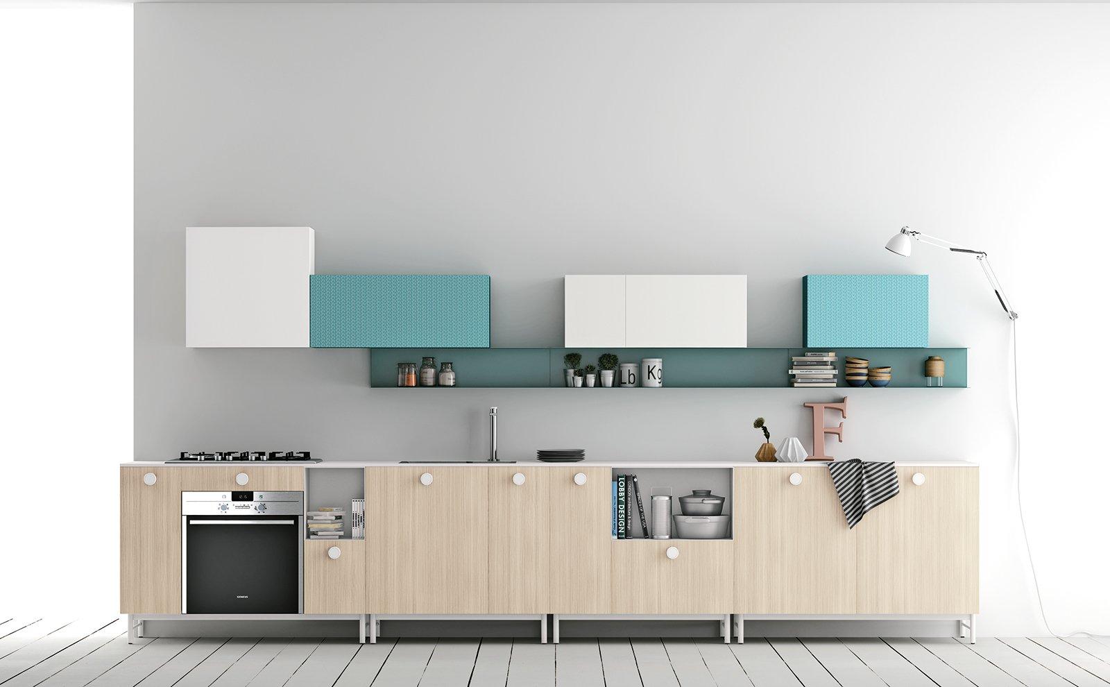 In cucina i vani a giorno fanno tendenza  Cose di Casa