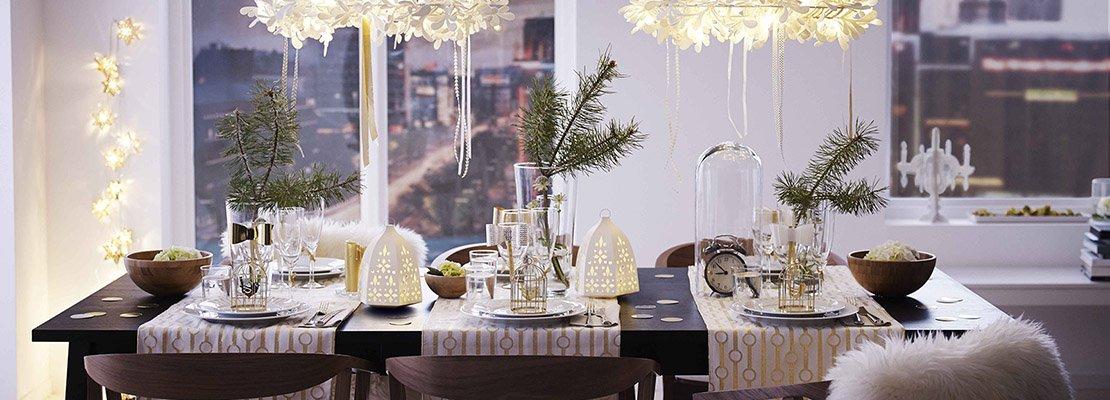 Addobbare la casa e la tavola per le feste  Cose di Casa