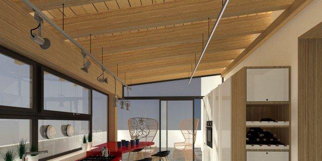 Spostare la cucina sul terrazzo sfruttando il Piano casa  Cose di Casa