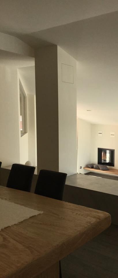 Una mansarda con dislivello Progetto in 3D e foto della casa  Cose di Casa