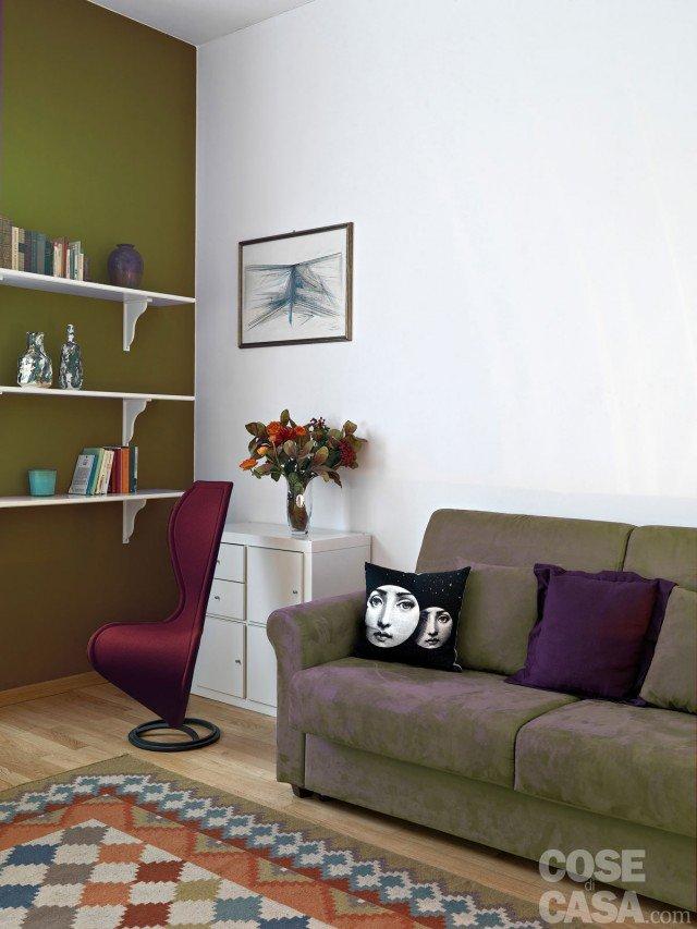 Pitturare le pareti i trucchi che ingannano locchio