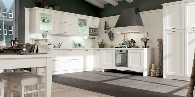 Cucina Newport Veneta Cucine - Idee per la progettazione di ...