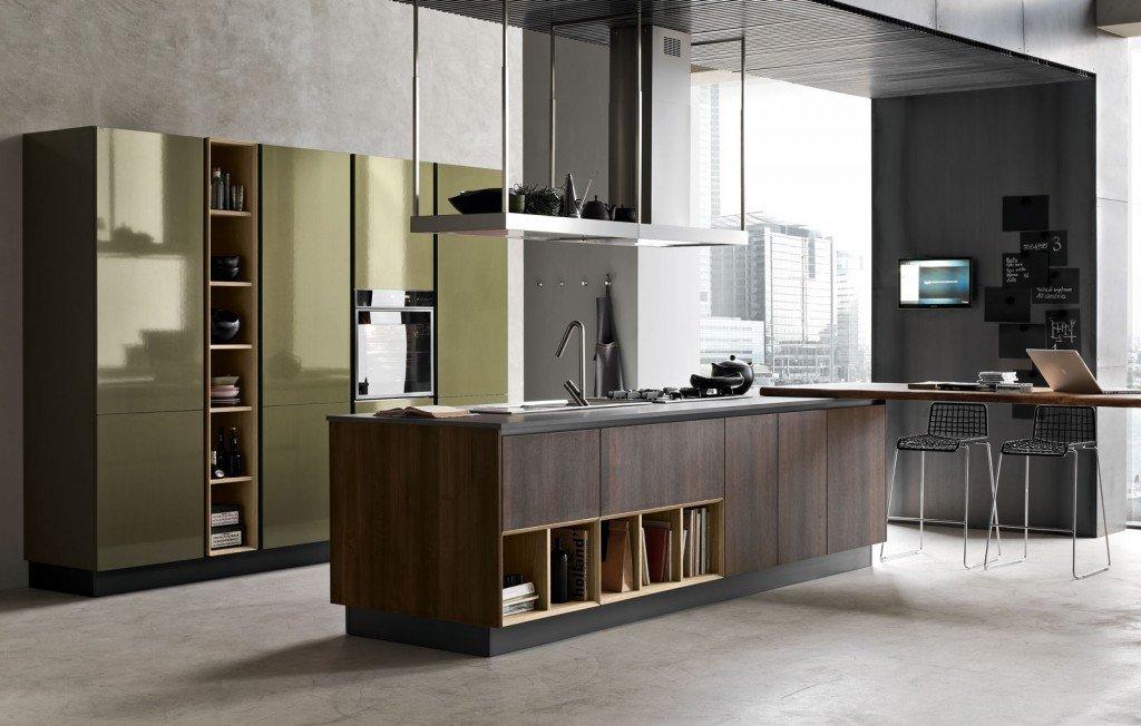Cucina Stosa Noce Bronze | Stosa Cucine Cucina Milly E Maya ...