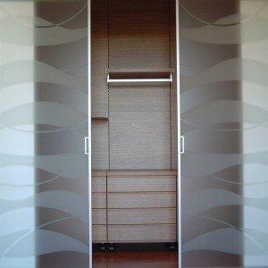 Porte per la cabina armadio Grandi e piccole  Cose di Casa