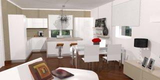 Ecco le migliori soluzioni per arredare un soggiorno con cucina a vista. Cucina A Vista Sul Soggiorno Un Progetto Per Sfruttare Bene Lo Spazio Cose Di Casa
