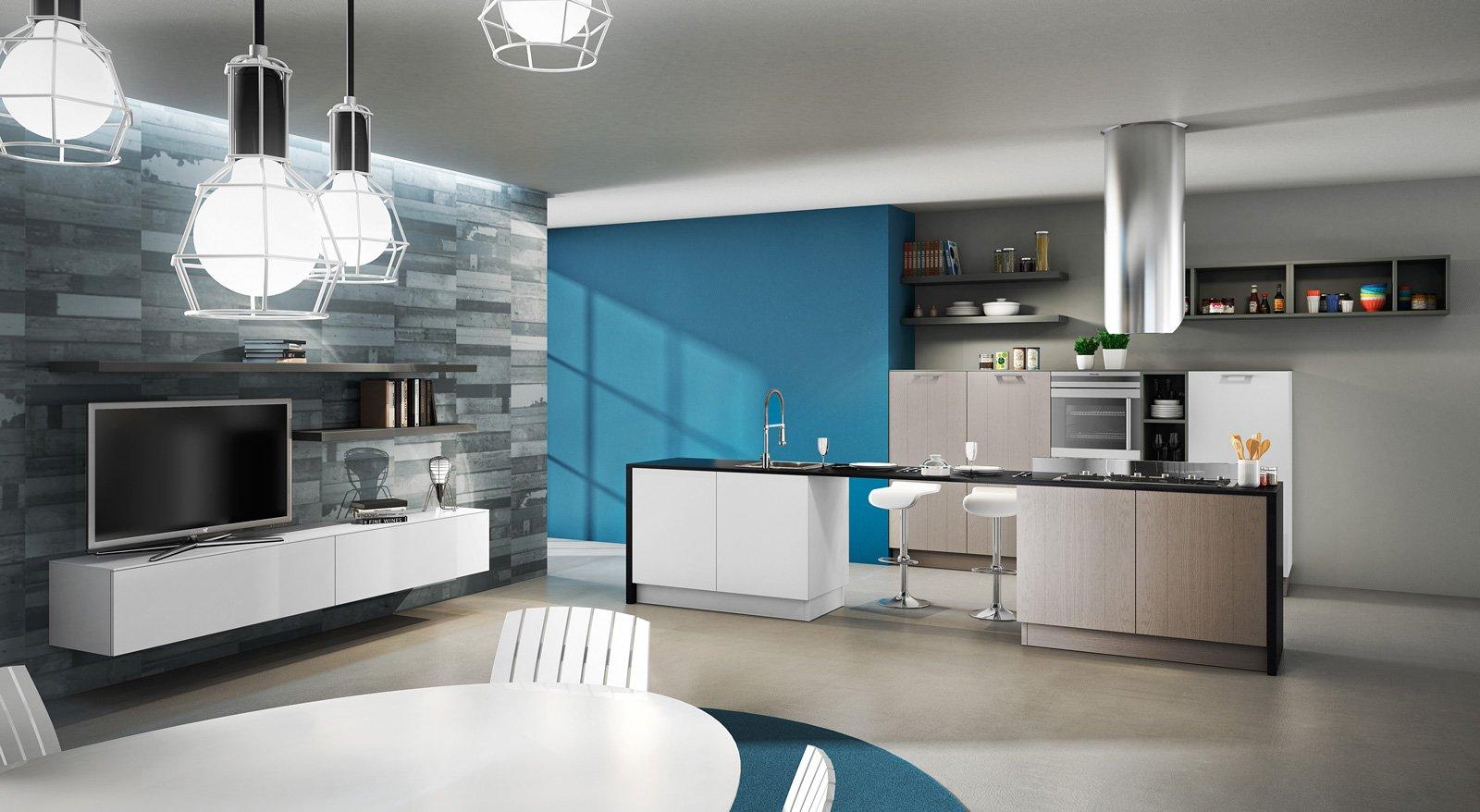 Arredamento cucine piccole  Cose di Casa