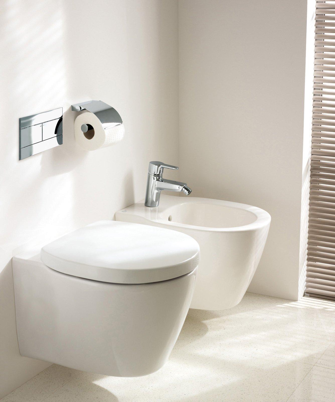 Salvaspazio per il bagno water e bidet piccoli  Cose di Casa