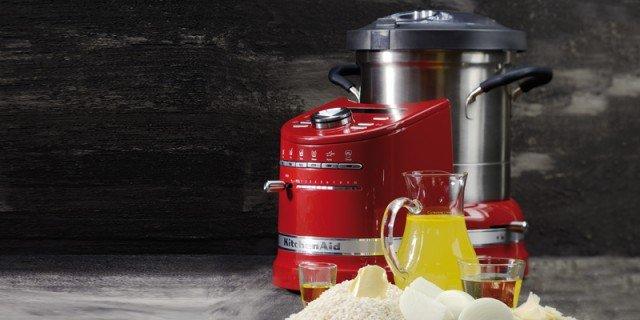 Robot Che Cucinano