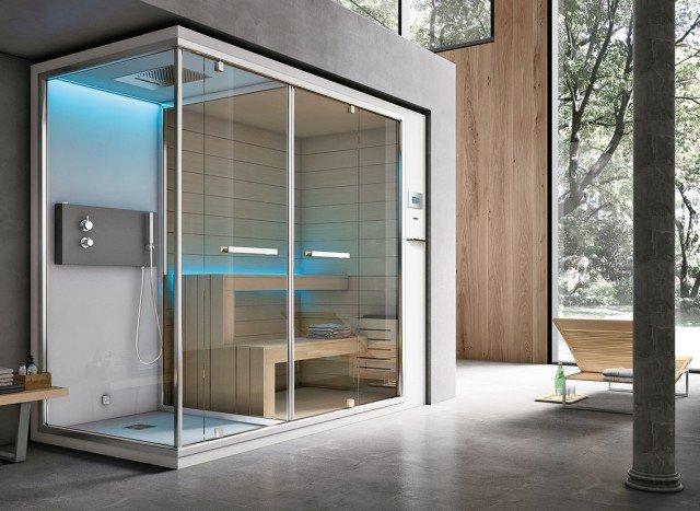 Non solo sauna e bagno turco il benessere secondo HafroGeromin  Cose di Casa