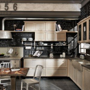 Cucine in legno tradizionali country o moderne  Cose di Casa
