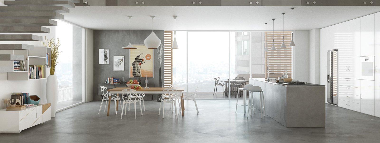 Resina rivestimenti per pavimenti pareti piani di lavoro e soffitti  Cose di Casa