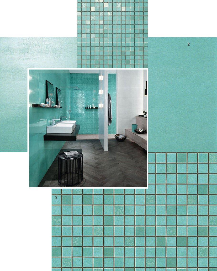 Piastrelle per il bagno 25 soluzioni e oltre 75 abbinamenti  Cose di Casa