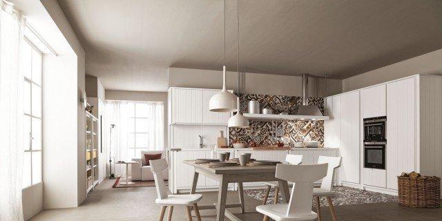 Cucina bianca il fascino eterno della luminosit  Cose di Casa
