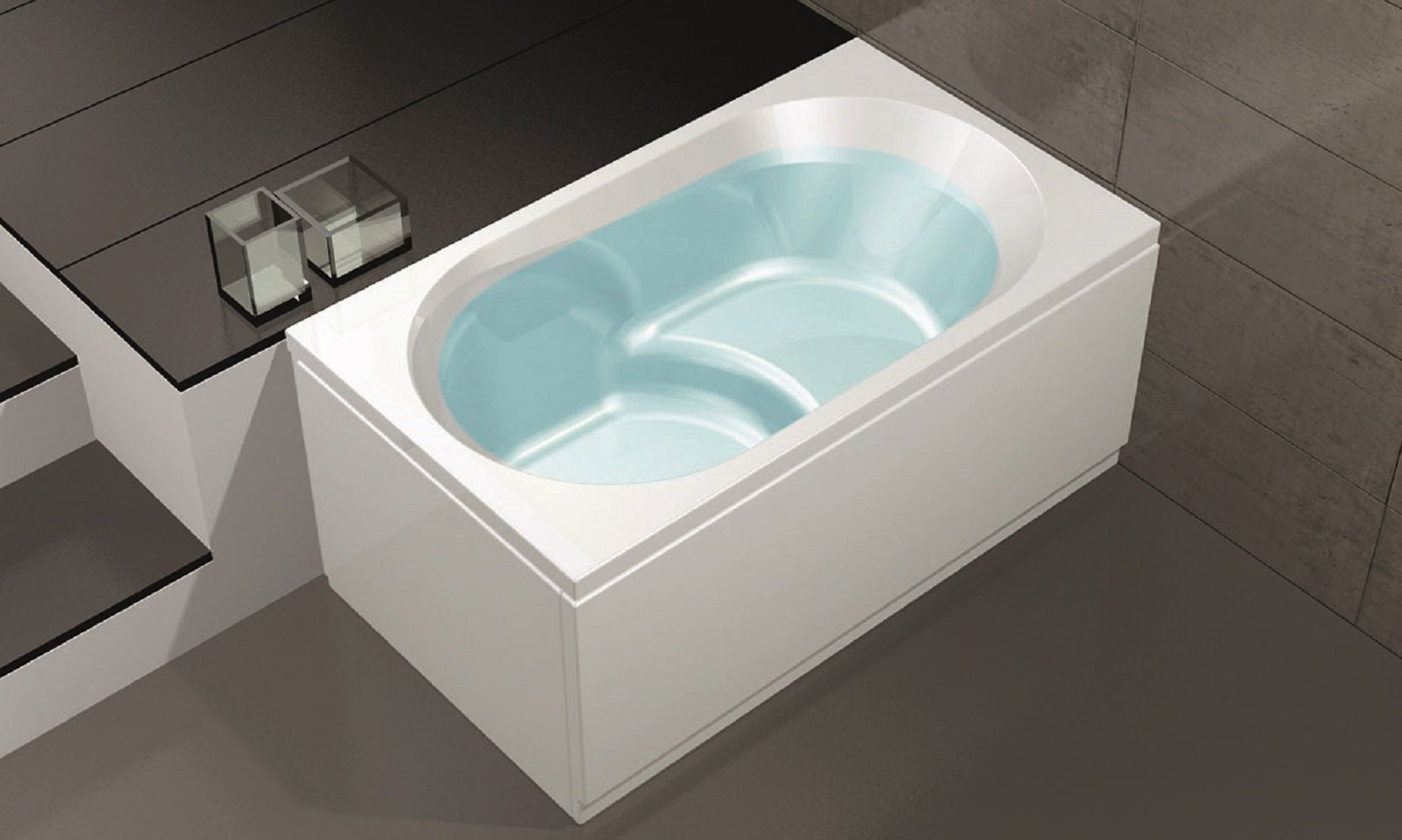 Vasca Da Bagno In Inglese Misure : Vasca da bagno con piedini
