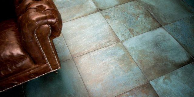 Pavimenti e rivestimenti con effetto metallo per qualsiasi ambiente