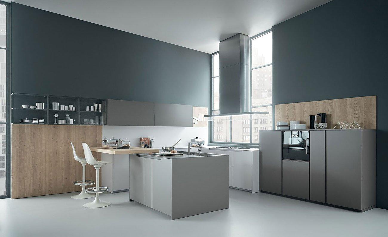 Cucine laccate bianche o colorate  Cose di Casa