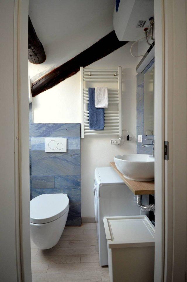 Soluzioni per un bagno piccolo piccolo  Cose di Casa