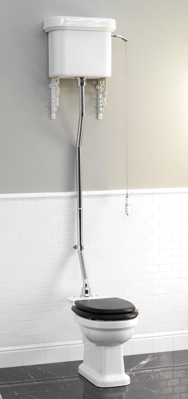 Realizzare un raffinato ambiente bagno di gusto romantico e retr con sanitari in stile classico