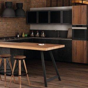 Cucine industriali scegliere i mobili le lampade le piastrelle e le finiture giusti  Cose di