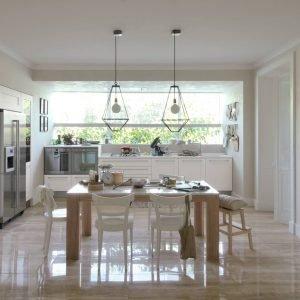 La cucina sotto la finestra 12 composizioni cui ispirarsi  Cose di Casa