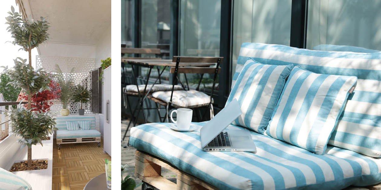 Come costruire un divano con i pallet  Cose di Casa
