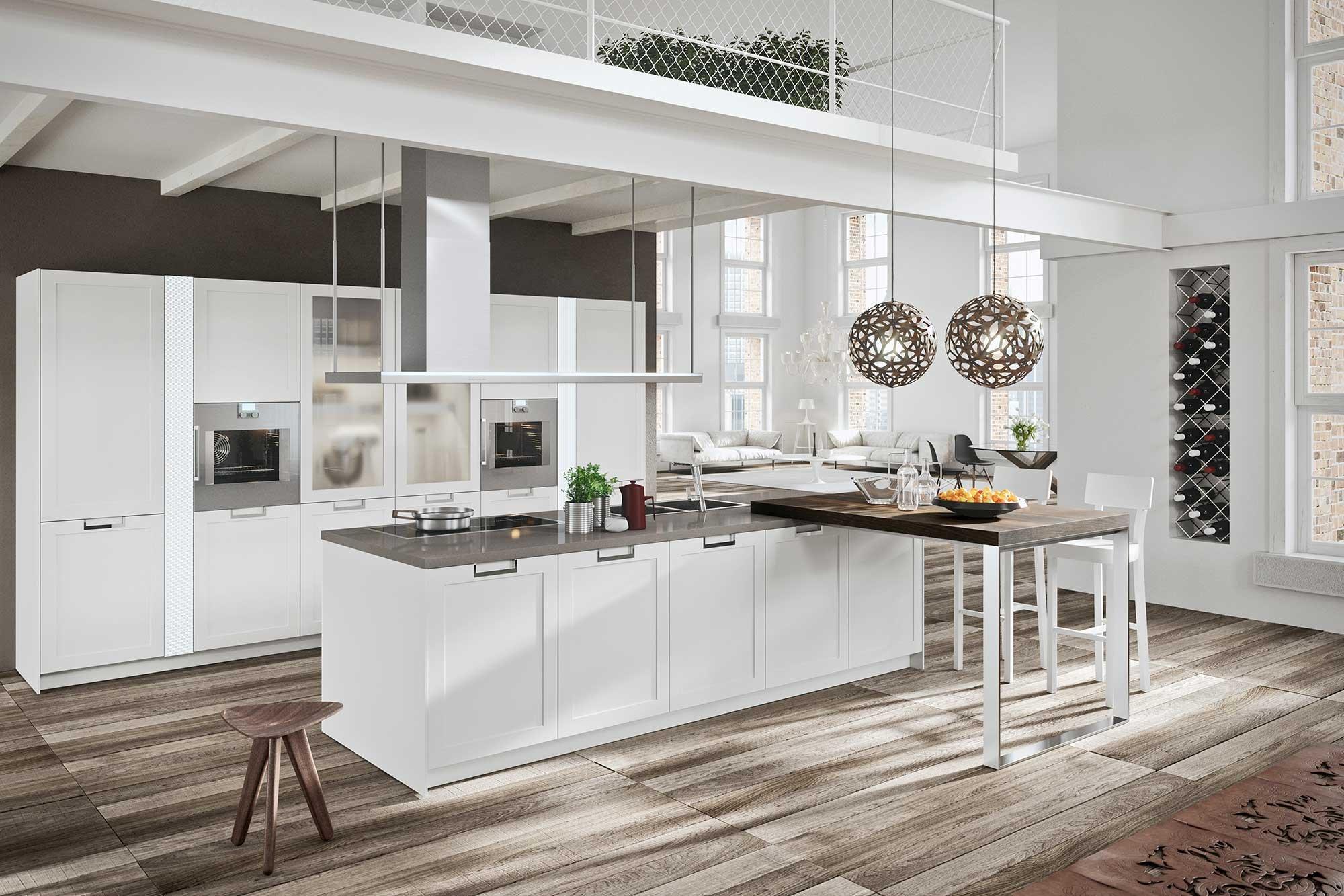 Cucine Americane Con Isola Prezzi - Idee per la decorazione di ...
