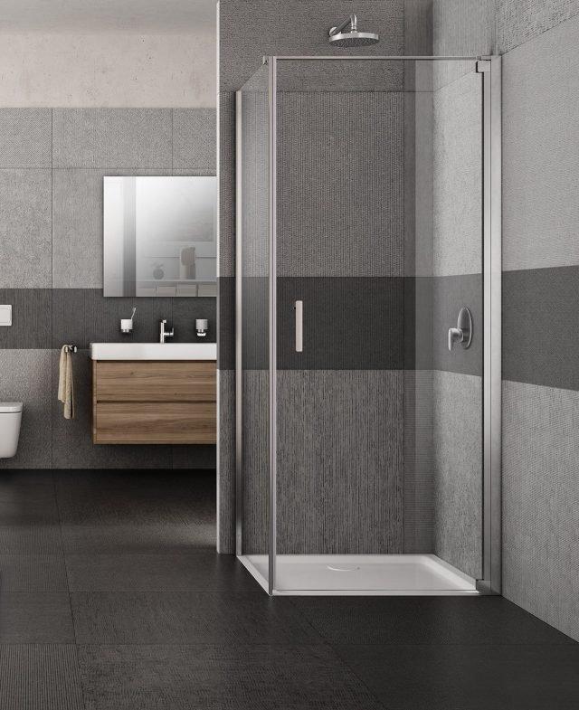 Il box doccia  funzionale bello e sicuro per un totale relax sotto lacqua