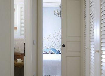 Porte Bianche Moderne | Abbinare Porte E Pavimento Foto Design Mag