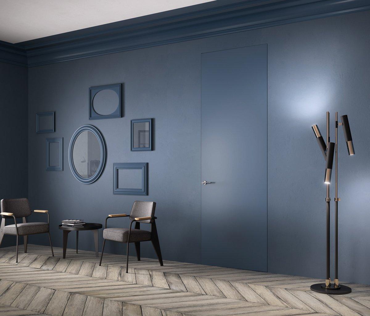 Sistema Zero porte filomuro di FerreroLegno arredi di puro design  Cose di Casa