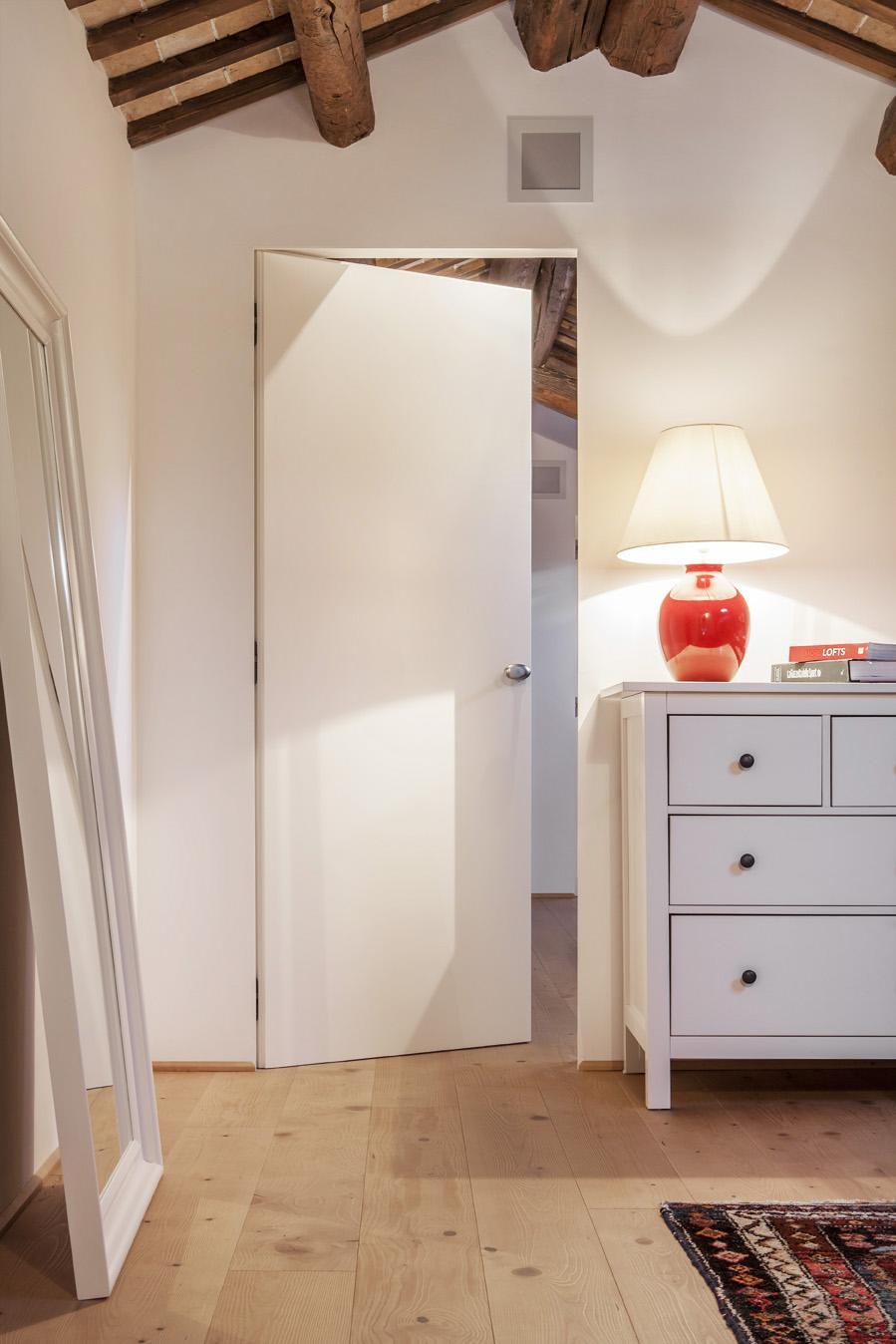 Porte rasomuro, planarità e continuità tra muro e serramento ...