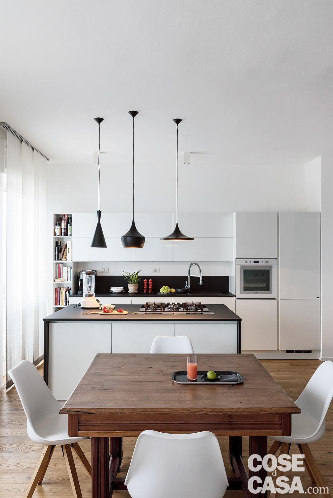 Cucina Open Space Salotto | Stunning Cucina Open Space Images Home ...