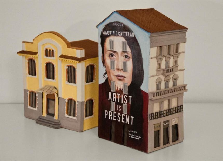 Isola Design District - Fuorisalone 2019 - Milan Paper Buildings Ornella Corradini