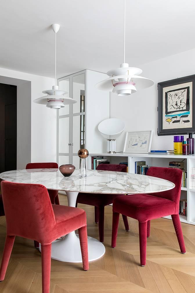 Per questo, arte veneziana dedica una grandissima attenzione alle sue linee di tavoli che si declinano anche nei più piccoli tavolini da caffè e tavolini da salotto. Come Abbinare Tavolo E Sedie 10 Soluzioni Da Copiare Cose Di Casa