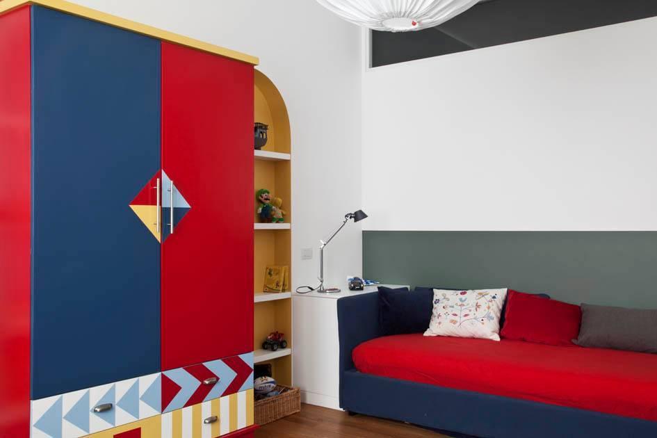 Come dipingere la cameretta dei bambini e ragazzi: Personalizzare La Cameretta Dei Bambini Anche Con Restyling Di Vecchi Mobili Cose Di Casa