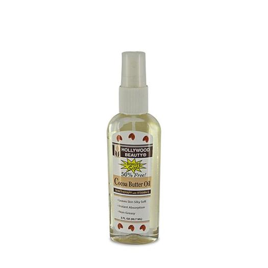 Hollywood Beauty Cocoa Butter Oil Spray