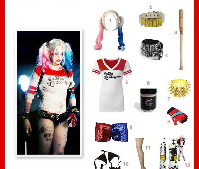 Harley Quinn Costume Guide